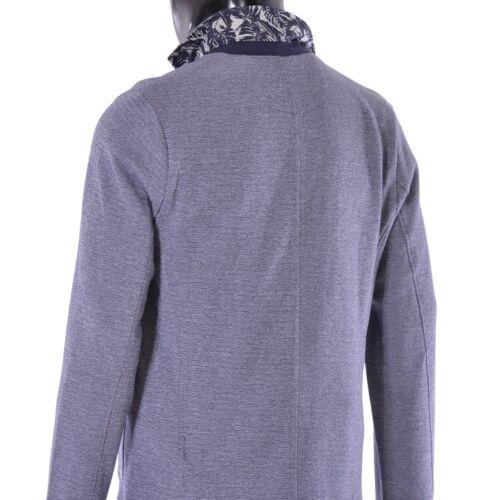 L Gilet Grigio Uomo Giacca Jersey Taglie Blu Da M Combinazione Marvelis qU6tvwxI6