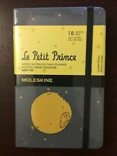 Moleskine Limited Edition 18 Month Petit Prince Weekly Planner Hard Cover Pock