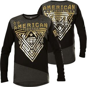 Zwart American By Thermal grijs Fighter Affliction Mayville XOawT7q