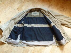Gefuetterte-Jacke-von-Bugatti-beige-mit-herausnehmbaren-Innenfutter-Gr-XL