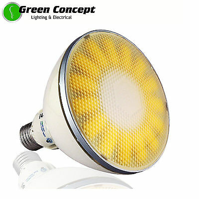 NEW Viribright Outdoor LED Light PAR38 E27 18w Spot light Warm White IP55