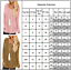 Women-039-s-Knit-Long-Sleeve-Jumper-Pullover-Casual-Loose-Fit-Lace-Floral-Plus-Size thumbnail 3