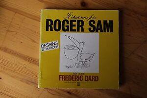 Rare-DEDICACE-EO-Dard-San-Antonio-Il-Etait-une-Fois-Roger-Sam-Signe-Autographe