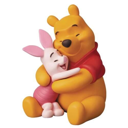 Medicom Toy série UDF Disney Winnie l/'ourson et Porcinet Figure