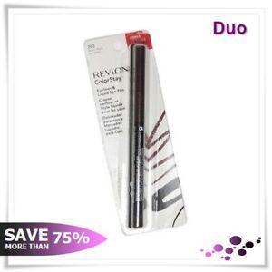 Revlon-ColorStay-Eyeliner-amp-Liquid-Eye-Pencil-x1-203-Brown-Black