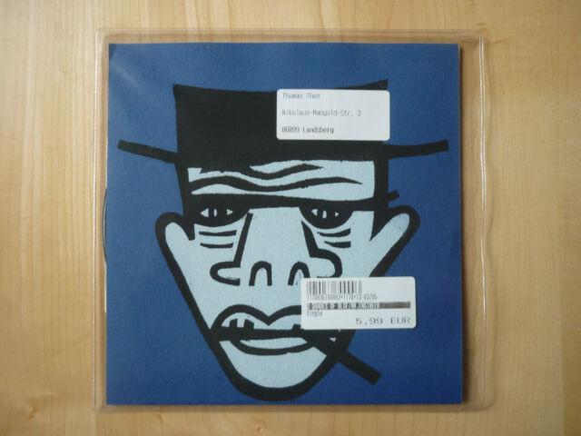 """3 Shades Of Blues - Mr. Engineer - Vinyl 7"""" von 2001 - Notwist - neuwertig"""