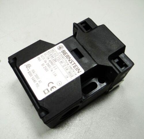 unused Bernstein skc-a1z f35 MF 12 SM 180gr interruptor de seguridad 611.6169.284