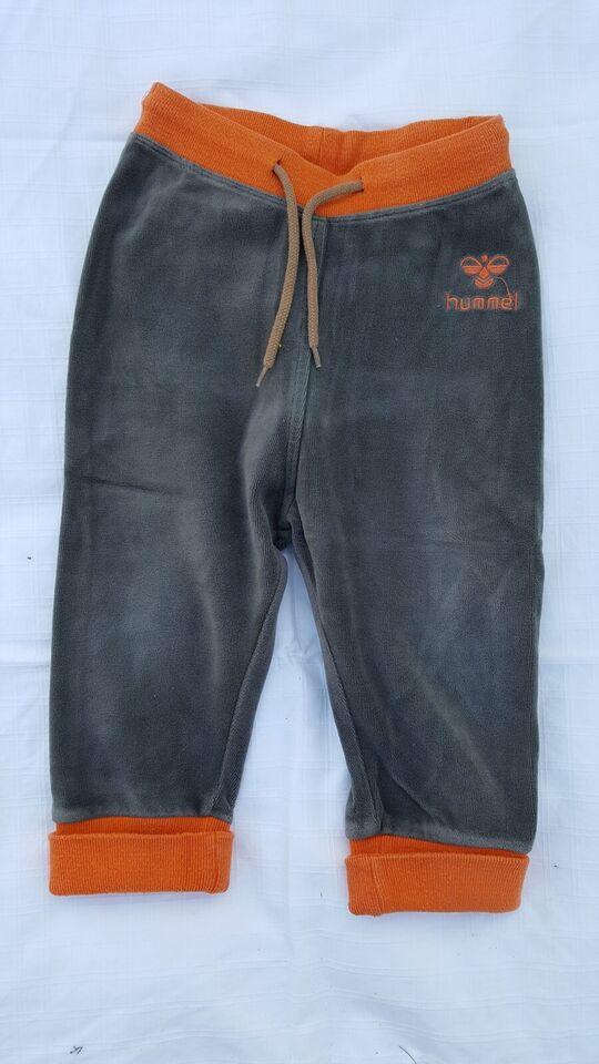 Bukser, Velour bukser, Hummel