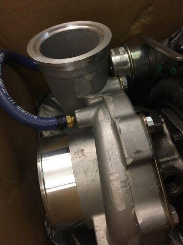 Turbo Compressor Flange Clamp for Optional V-band Borg Warner S369 S300SX-E etc