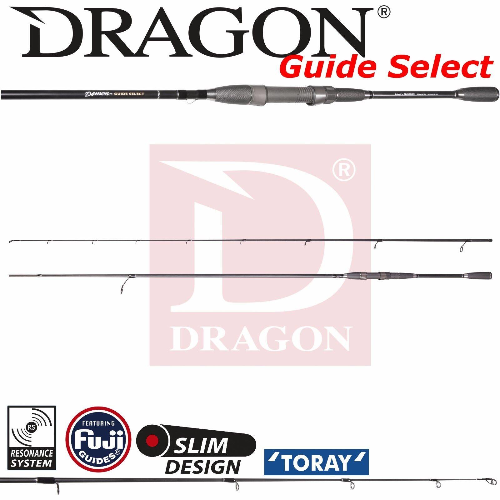 Esca Canna Da Pesca Drago guida selezionare esecutore 2.45m 1035g XFast made in Japan