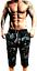 Indexbild 9 - Camouflage Badeshorts Badehose Shorts Herren Männer Bermuda Shorts Sport Men 76
