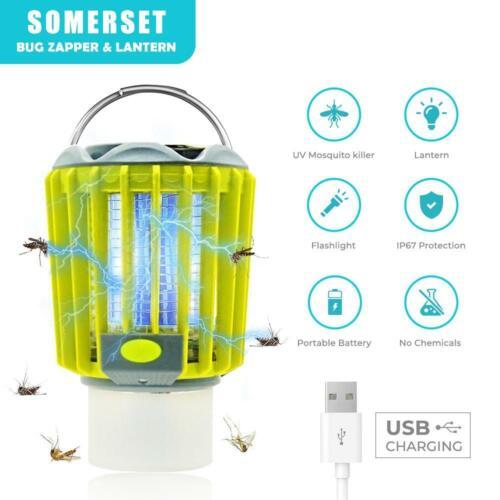 Somerset Bug Zapper Lantern
