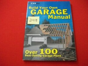 2004-034-U-CAN-DO-034-BUILD-YOUR-OWN-GARAGE-MANUAL-WITH-100-GARAGE-PLANS-1st-EDITION
