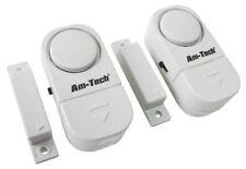 2 pezzi di Porte e Finestre Entrata Allarme Set-dispositivo di sicurezza 2pc ALLARME ANTIFURTO CASA