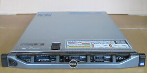 Dell-PowerEdge-R620-OTTO-2x-3-3GHz-8GB-E5-2643-Core-RAM-2x-300GB-1U-H710-Server