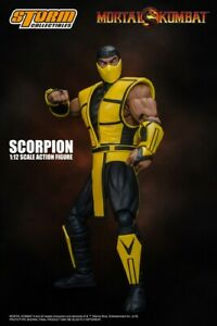 Storm-Collectibles-Scorpion-Mortal-Kombat-1-12-Scale-Action-Figure-NEW