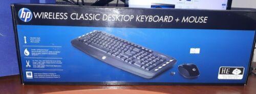 HP Wireless Classic Desktop LV290AA#ABA Wireless Keyboard