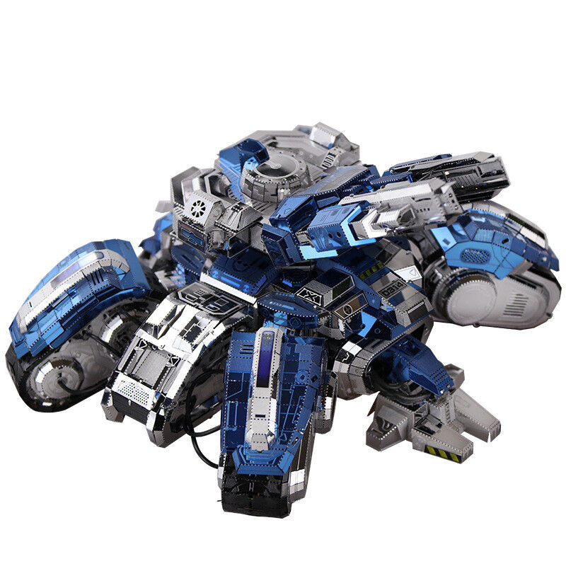 StarCraft 2 II Siege Tank 3D Metal Model Heavy Terran Collector Gift SC2  2016