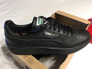 NEW Puma GV Special All Black Classic