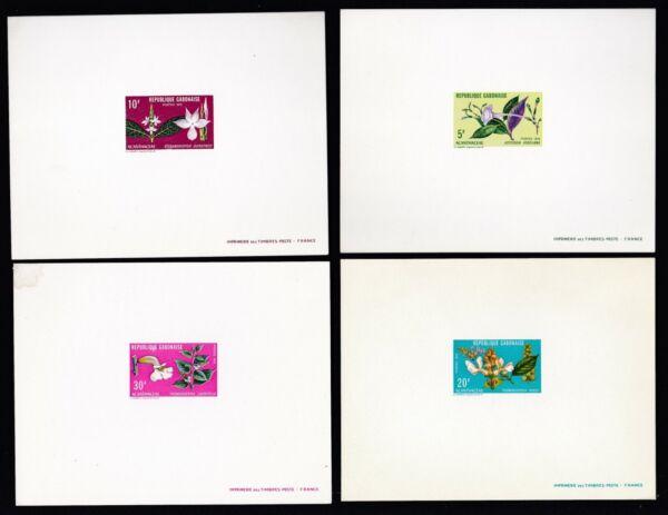 1972 Fleurs Polychromes 283 288 Neuf** Voir Scan