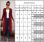Women-039-s-Soft-Maxi-Duster-Cardigan-Long-Sleeve-Casual-Open-Front-Solid-Plain-Coat thumbnail 4