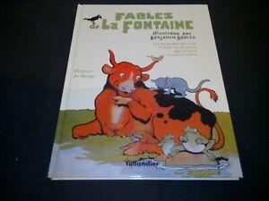 FABLES-DE-LA-FONTAINE-Tome-4-Benjamin-Rabier-Tallandier
