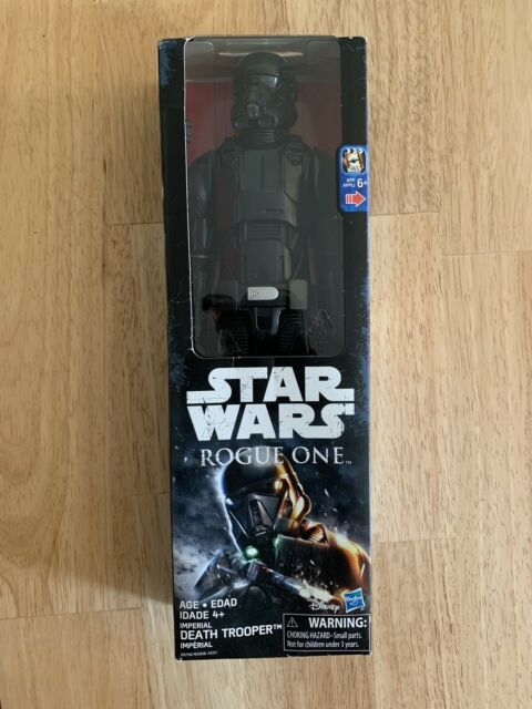 """Star Wars Rogue One Imperial Death Trooper 12"""" Action Figure"""