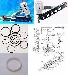 Paslode Framing Nailer F350 S O Ring And 402011 Cylinder