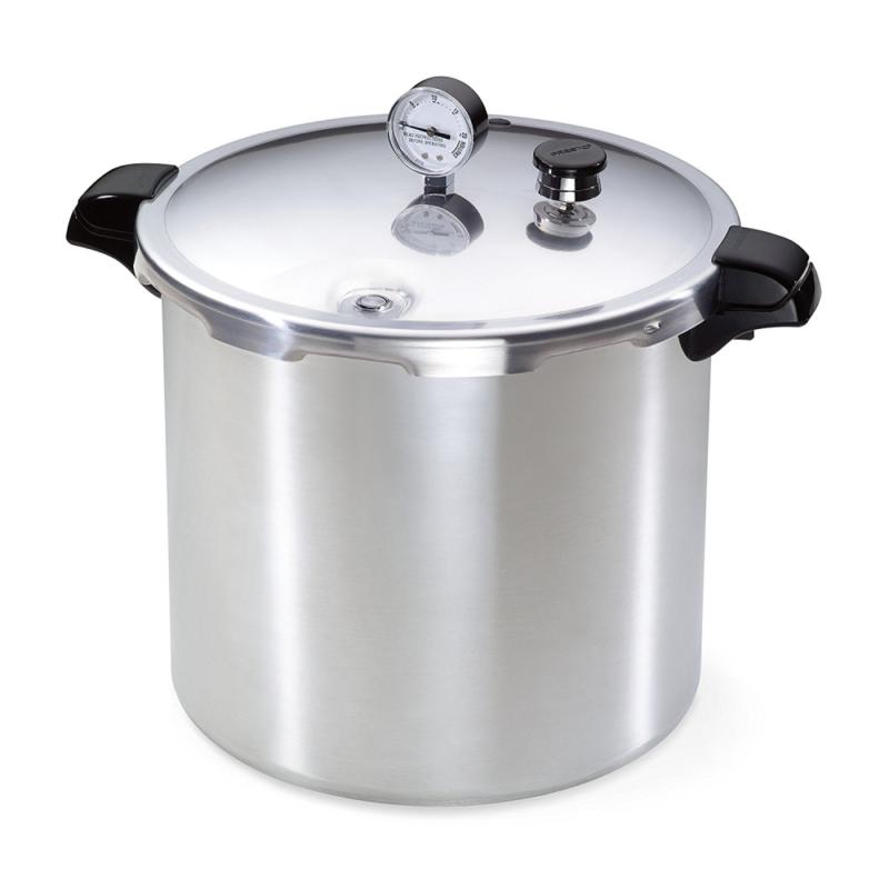 Presto 01781 23-Quart Pression CANNER et cuisinière 6 QT