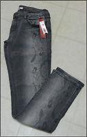Juniors Straight Leg Bongo Jeans