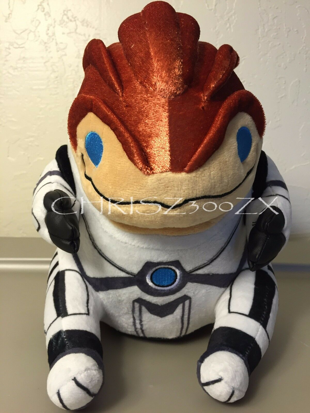 Mass Effect Grunt Krogan Plush Collector's Pet + Card 9