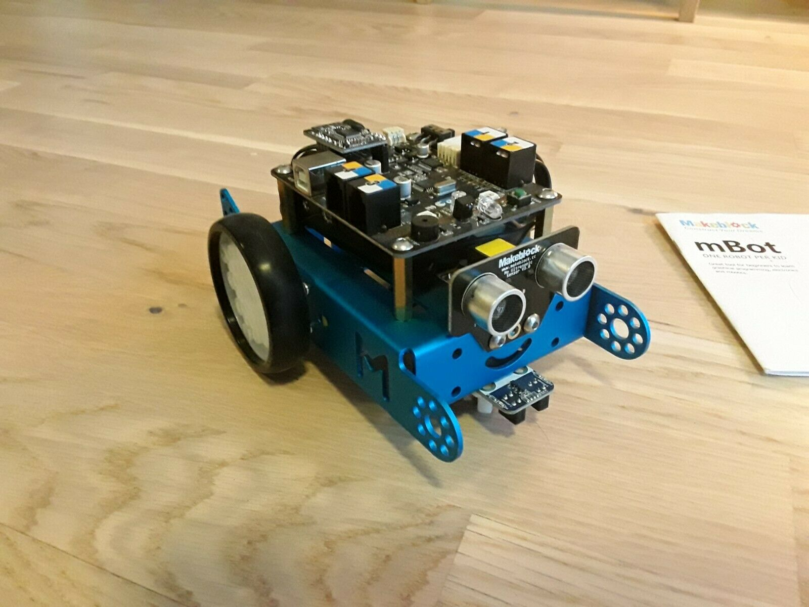 Makeblock Mbot Kit EDUCATIVO Robot