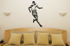 Gareth Bale Football Player Madrid Childrens Bedroom Decal Wall Sticker Picture - Southend-on-Sea, United Kingdom - Gareth Bale Football Player Madrid Childrens Bedroom Decal Wall Sticker Picture - Southend-on-Sea, United Kingdom