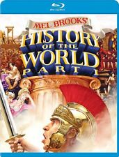 HISTORY OF THE WORLD PART 1 (Mel Brooks) -  Blu Ray - Region free