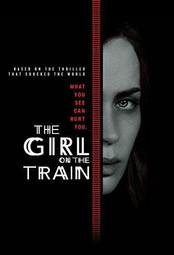 The Girl on the Train DVD NEW