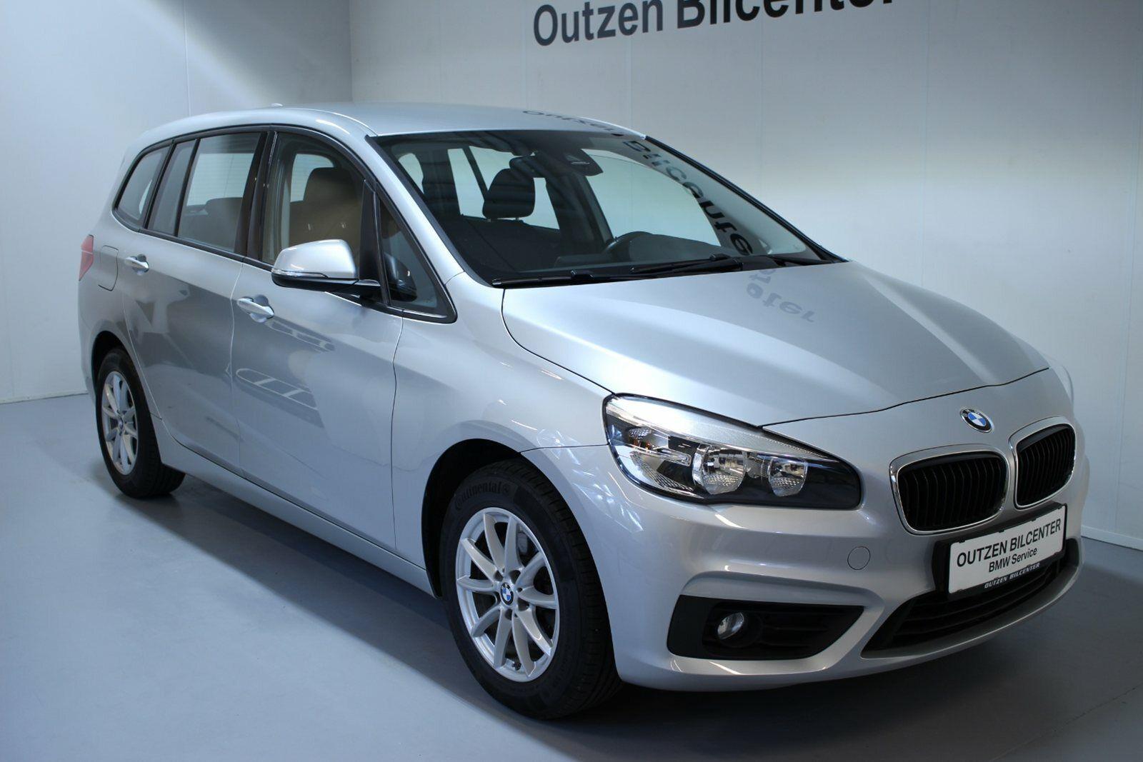 BMW 218d 2,0 Gran Tourer aut. 5d - 4.340 kr.