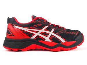 Red Running Up Mesh Trainers 9023 Gel 5 About Black Asics T6j0n Trabuco Details Fuji Lace thdxrsQC