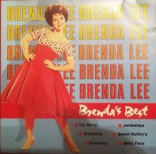 Brenda Lee Brenda's best (16 tracks) [CD]