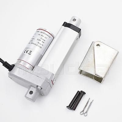 Linear Actuator Motor 12V DC 330lbs 1500N 50mm Electric Window Door Opener Auto