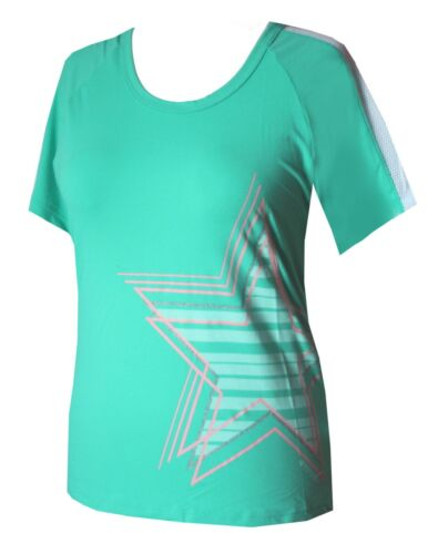 Details about  /Schneider Sportswear Ladies/' Stretch Sports Shirt T-Shirt Jumper Running Shirt Size 40 show original title