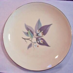 rhythm-Homer-Laughlin-M64N6-Dessert-Pie-Plate-set-of-3
