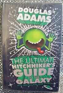Hitchhikers guide to the galaxy 1979 harmony books