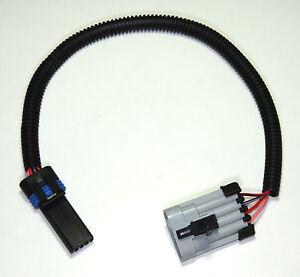 s l300 ignition distributor wire harness for optispark lt1 5 7l v8 chevy
