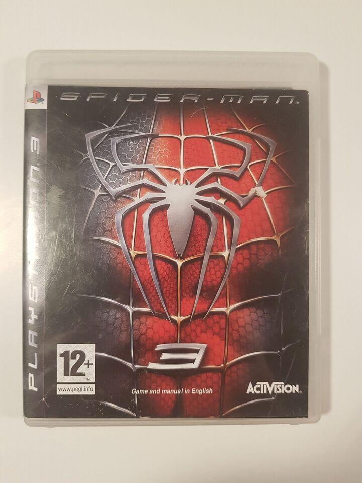 Spider-Man 3, PS3