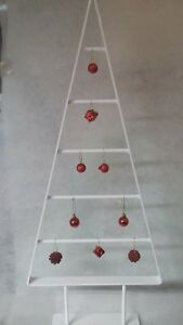 Weihnachtsbaum Metall.Details Zu Weihnachtsbaum Metall Tannenbaum Dekobaum Aufstellfigur Standfigur