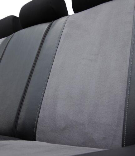 Maßgefertigte Bezüge Nissan Primera P12 Kunstleder Alcantra Sitzbezüge