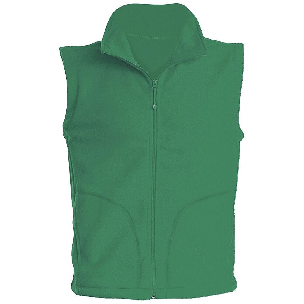 Marken Fleece Weste Antipilling Fleece Fleeceweste neutral gruen 43277