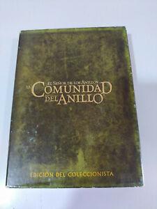 El-Senor-de-Los-Anillos-La-Comunidad-del-Anillo-Edicion-Extendida-4-x-DVD
