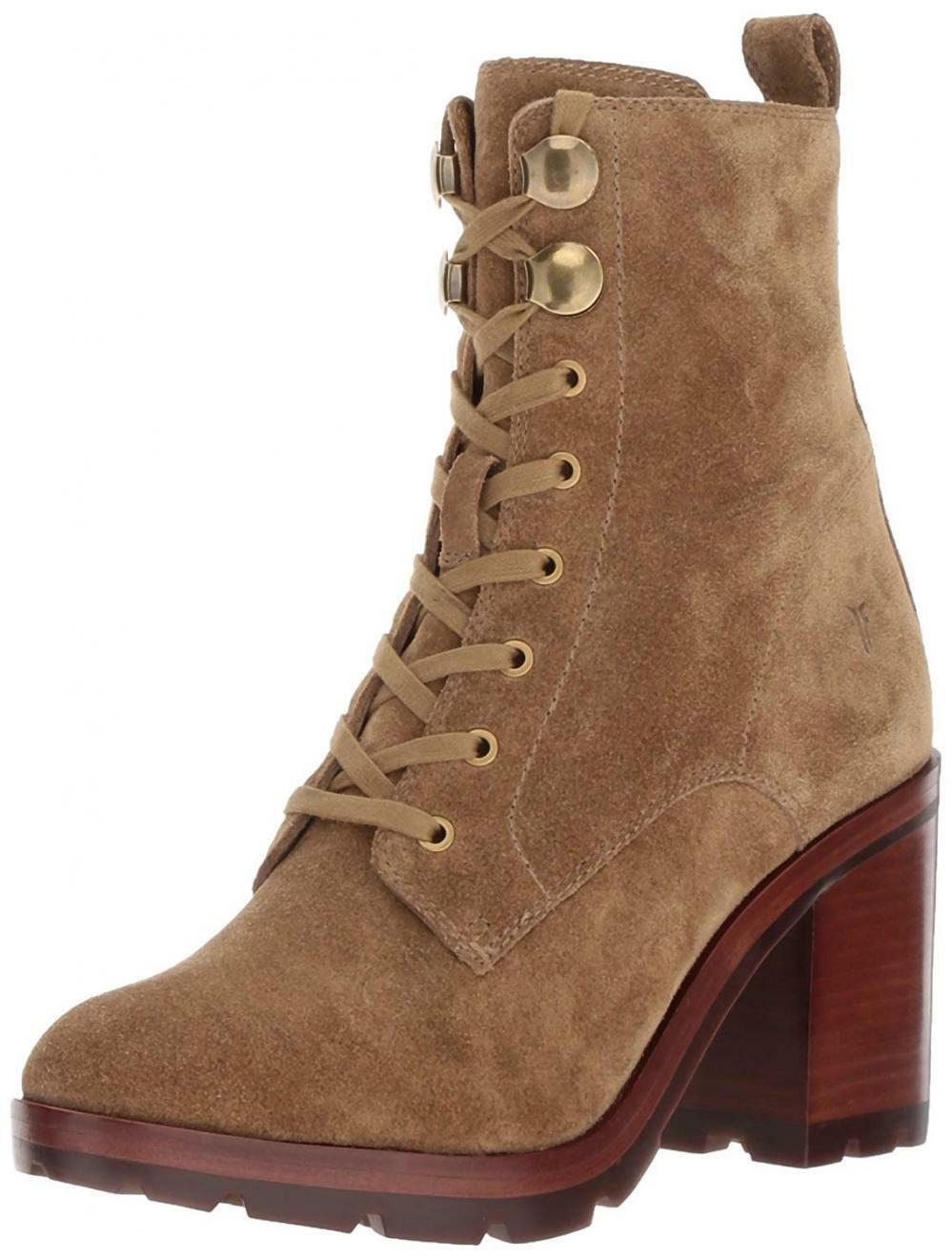 Men's/Women's FRYE Women's Myra Lug Combat Boot Practical and economical luxurious best seller