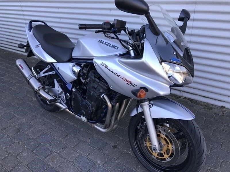 Suzuki, GSF 1200 S Bandit, 1157